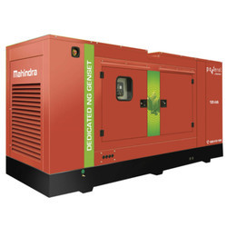 125 kVA Mahindra Gas Generator