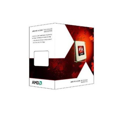 Amd Fx 4300 Quad Core Black Edition Desktop Processor