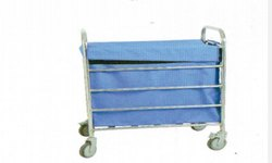 Kraft 508 Soiled Linen Trolley Big