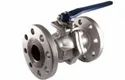 3PC Flanged Ends Full Bore Ball Valve