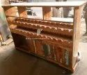 Industrial vintage Bar Counter Optional Retro Bar Counter