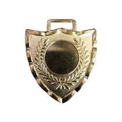 Designer Gold Plated Medal