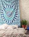 Printed Home Decoration Indian Wall Hanging Mandala Tapestry