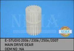 Main Drive Gear ,  E-Studio 2006 / 2306 / 2506 /2007