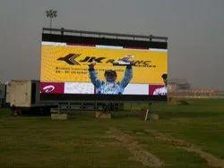 Outdoor Advertising High Brightness P10 Outdoor LED Display Screen Billboard