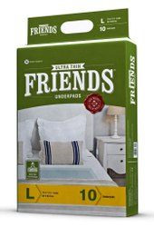 Friends Classic Underpads ( Sheets For Laying On Bed ), Size 60 x 90 Cms