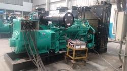 Industrial Power Generators
