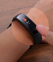 Mangal Smart Watch Body Temperature Thermometer