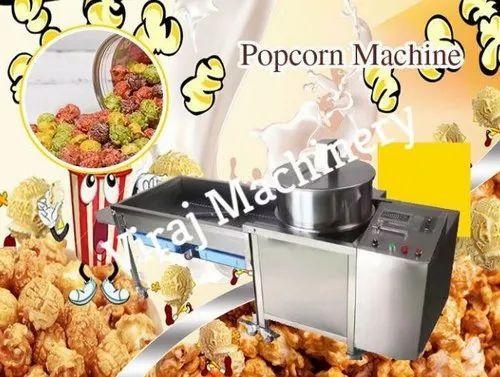 Industrial Pop Corn Machine