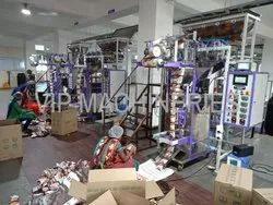 Wheel Chips Packing Machine