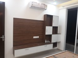 RKF Wooden TV Cabinet, For Home