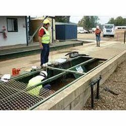 Weighbridge Maintenance Service