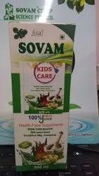 Sovam Kids Care Juice