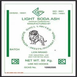 Soda Ash, Packaging Size: 25 Kg, Packaging Type: Bag