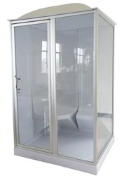 Prefabricated Modular Steam Room 2 Seater