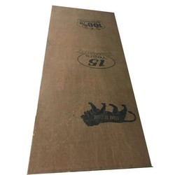 Brown Waterproof Hardwood Plywood, Thickness: 4 To 25mm, Size: 8 X 4 Feet