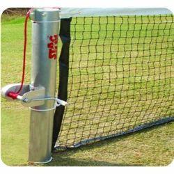 Lawn Tennis Post Aluminium Fixed Stag LP1