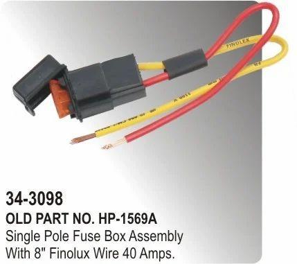 old single fuse box wiring schematics Old Single Fuse Box house fuse box single wiring