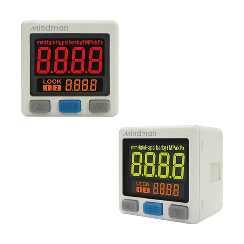 Digital Pressure And Vacuum Switch
