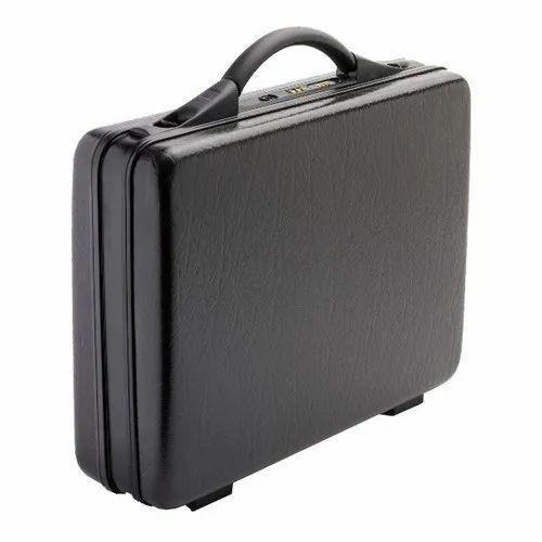 VIP Abs Jet Black BT Briefcase