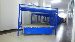 Two Tire Cot with Locker Box