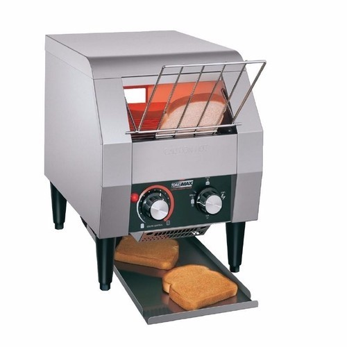 Stainless Steel Conveyor Toaster (Hatco) TM-5H, For Hotel