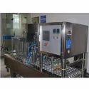 Automatic Water Glass Filling Machine