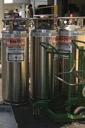 Stainless Steel Dura Portable Liquid Cylinder PLC