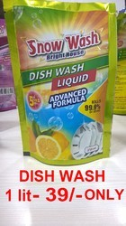 Liquid Dish Wash Soap
