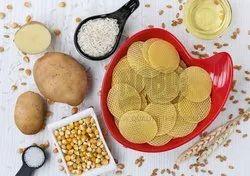 Cereal & Potato Based Papad