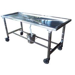 Corpse Dissection Medical Autopsy Table