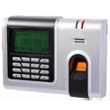 Finger Print Attendance Recording System, For Official