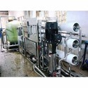 8000 LPH RO SS Plant Ultraviolet With Ultrafiltration