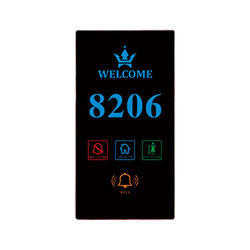 DS-258HR Touch Screen Switch and Door Signage