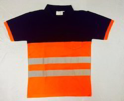 Reflective Safety Hi Viz Combination T-shirts