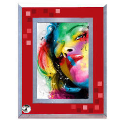 Sublimation Glass Photo Frame (VBL - 04)