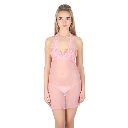 Free Size Ladies Baby Doll Sleep Wear 4a9ec16ce