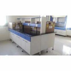 Laboratory Island Bench