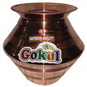 Gokul Copper Pooja Lota