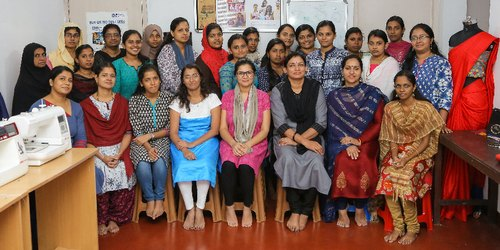 Courses Offered Diploma In Fashion Designing Wholesale Trader From Ernakulam