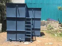 Construction Sewage Treatment Plant