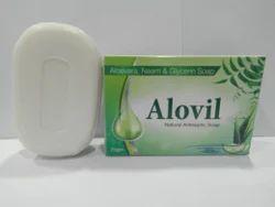 Aloevera, Neem & Glycerin Soap