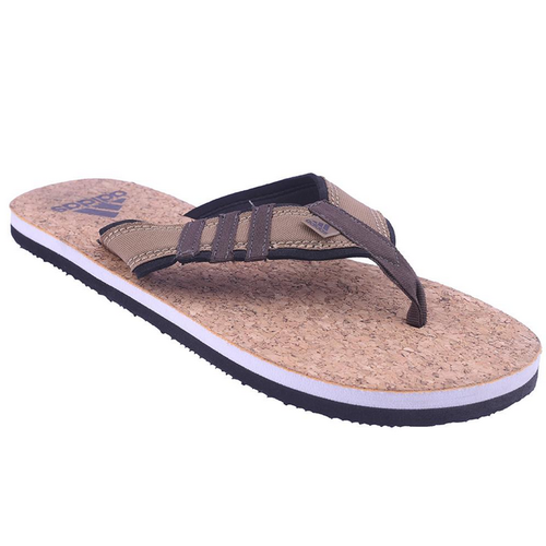 f08fd957b06e90 Adidas Brown And Black ba5718 flip flops crack brown and black slippers