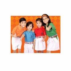 Yes Cotton Kids School Uniform