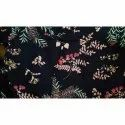 Embroidered 45-58 Inch Fancy Printed Voile Fabric, Packaging Type: Roll