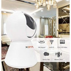 2 MP Day & Night CP Plus Ezykam - Wireless Camera for Home, CMOS, Camera Range: 15 to 20 m