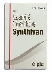 Synthivan Tab Atazanavir & Ritonavir