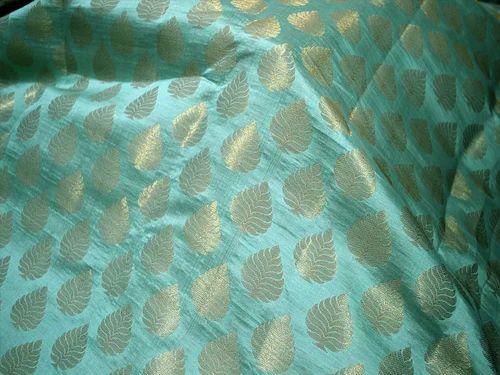 Beige Banarasi Brocade Wedding Dress Fabric, Rs 400 /meter   ID ...