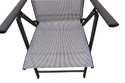 Folding & Stage Reclining Chair - 2 Fold