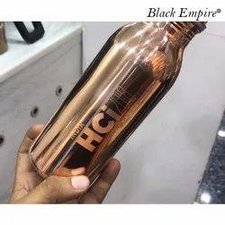 Engraving Copper Bottle